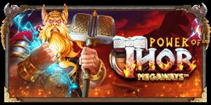 Power of Thor Megaways VideoSlot